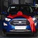 Ford Ecosport 2018 có giá khởi điểm 545 – 689 triệu đồng