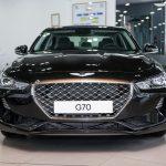 Hyundai Genesis G70 – đối thủ mới của Mercedes C-Class tại VN