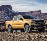 Hình ảnh Ford Ranger 2019 chạy thử nghiệm lần cuối trước khi ra mắt