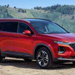Hyundai Santafe dự kiến ra mắt vào tháng 10 /2018