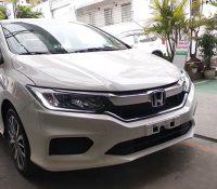 Sắp có thêm phiên bản Honda City giá rẻ tại Việt Nam