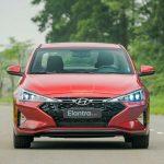 Chi tiết phiên bản thể thao Hyundai Elantra Sport 2019