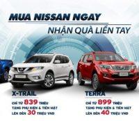 Nissan Việt Nam triển khai Chương trình ưu đãi cho khách hàng mua xe trong tháng 10/2019