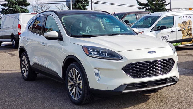 Ford Escape 2020 về Việt Nam Ford-escape-2020-1
