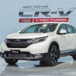 Honda CR-V trở lại ngôi đầu phân khúc crossover tầm giá 1 tỷ