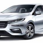 Honda City động cơ turbo sắp ra mắt tại Thái Lan