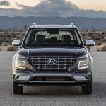 Hyundai Venue 2020 – crossover cạnh tranh bằng giá rẻ
