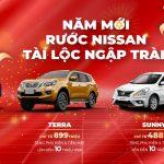 Tưng bừng đón năm mới cùng các chương trình ưu đãi hấp dẫn từ Nissan Việt Nam trong tháng 01/2020
