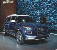 Hyundai Venue 2020 – Mẫu SUV nhỏ nhất của Hyundai ra mắt thị trường Đông Nam Á