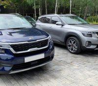 Kia Seltos rục rịch về Việt Nam đối đầu 'vua' doanh số Hyundai Kona