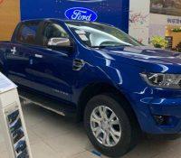 Chưa ra mắt, Ford Ranger XLT Limited 2020 đã được bán giá 799 triệu đồng
