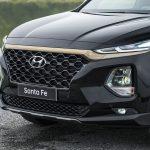 Hyundai SantaFe 2019: Cảm xúc đến từ tay lái