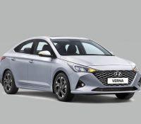 Sedan hạng trung Hyundai Verna (Accent) chính thức ra mắt, giá chỉ chưa đến 300 triệu đồng