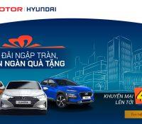 Hyundai Vinh khuyến mại đặc biệt đến 40 triệu đồng nhiều mẫu xe Hyundai