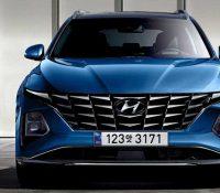 Lộ diện thiết kế Hyundai Tucson 2021