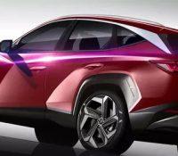 Xem trước Hyundai Tucson 2021: Lột xác như Elantra, kỳ vọng soán ngôi Mazda CX-5 và Honda CR-V