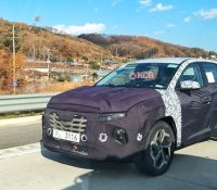 Hyundai Tucson 2021 lộ ảnh nội thất tiệm cận xe sang
