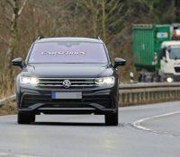 Volkswagen Tiguan 2021 lộ diện, nhiều thay đổi về ngoại thất