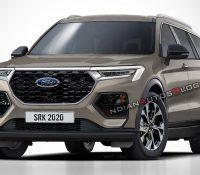 Xem trước Ford Everest thế hệ mới: Ngày càng sang xịn, thoát dáng thô cứng, giống Explorer