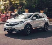 Dần lộ diện Honda ZR-V – SUV đàn anh của CR-V?