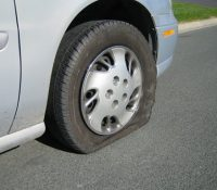 Nguy cơ nổ lốp xe do nắng nóng