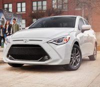 Toyota khai tử dòng xe Yaris tại Mỹ