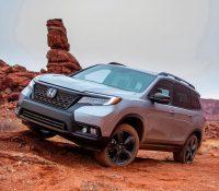 Honda chốt tên Trailsport cho 'xe khủng' mới: Offroad hoá CR-V hoặc xe đấu Ford Bronco