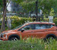 'Tóm gọn' Mitsubishi Xpander Cross trên phố trước ngày ra mắt