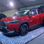 Toyota Corolla Cross về Việt Nam trong tháng 8, cạnh tranh Mazda CX-5
