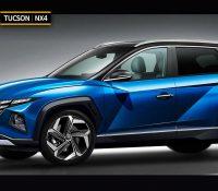 Xem trước thiết kế Hyundai Tucson đời mới: Đe doạ Honda CR-V