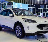Ford Escape sẽ có phiên bản 7 chỗ