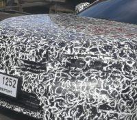Honda Civic thế hệ mới chạy thử tại Thái Lan