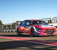 Hyundai Elantra biến thể xe đua được ra mắt