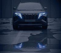 Hyundai Tucson 2021 lộ diện