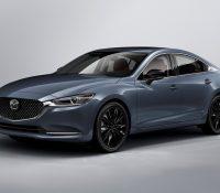 Mazda6 2021 ra mắt