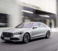 Mercedes-Benz S-Class 2021 chính thức trình làng: Sang trọng và đẳng cấp