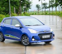 Ô tô Hyundai giá rẻ nhất Việt Nam giảm giá, đấu VinFast Fadil