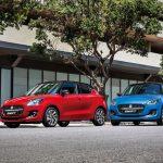 Suzuki Swift ra mắt phiên bản mới