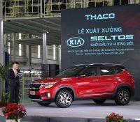 Tỷ phú Trần Bá Dương tung dòng xe Kia Seltos giá chỉ 589 triệu đồng