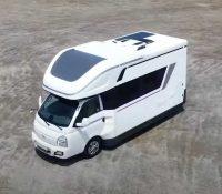 Hyundai Porest 2020 – xe tải biến thành nhà di động