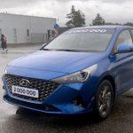 Hyundai Accent sắp có phiên bản mới tại Việt Nam?