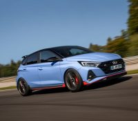 Hyundai i20 N mạnh 201 mã lực, 'khiêu chiến' Toyota Yaris GR