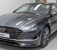 Hyundai Sonata thế hệ mới xuất hiện ở Đông Nam Á