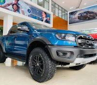 Ford Ranger Raptor 2021 nhận cọc tại Việt Nam, trang bị là điều được quan tâm nhất