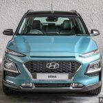 Hyundai Kona 2020 được ra mắt tại Malaysia