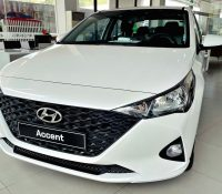 Chi tiết Hyundai Accent bản tiêu chuẩn giá rẻ hơn Grand i10 tại Việt Nam